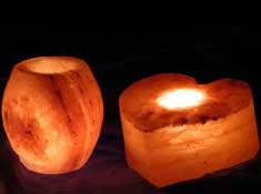 Do Salt Lamps Reduce Emf : LIGHTING